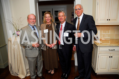 William Eichbaum,Lisa Claudy Fleischman,Charles Fleischman,Robert Hunely,October 13,2011,Potomac Conservancy Gala,Kyle Samperton