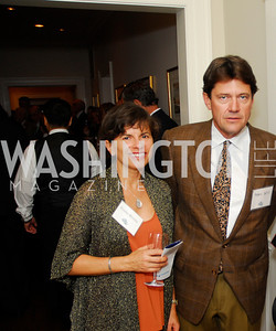 Yvette Rivers,Mark Betts,October 13,2011,Potomac Conservancy Gala,Kyle Samperton