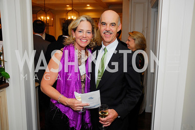 Trish Pinkard,Robert Pinkard,October 13,2011,Potomac Conservancy Gala,Kyle Samperton