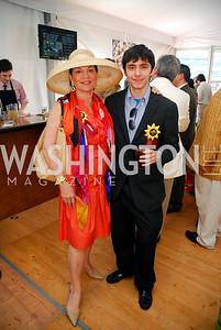 Grace Bender,Jack Bender,Preakness 2011,May 21,2011,Kyle Samperton