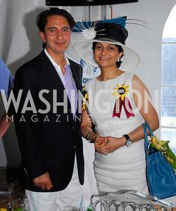 Shamin Jawad,Shamin Jawad,Preakness 2011,May 21,2011,Kyle Samperton