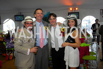 Jimmy Learned,Jamie Sterling,.Alex Dobert,Ariel Tellatin,Preakness 2011,May 21,2011,Kyle Samperton