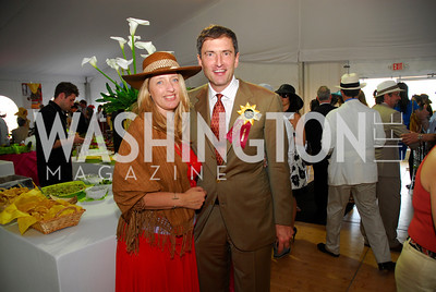 Solange Boyer,Jan Boyer,Preakness 2011,May 21,2011,Kyle Samperton
