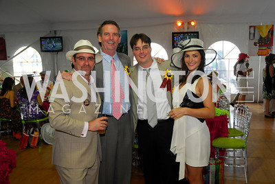 Jimmy Learned,Jamie Sterling.Alex Dobert,Ariel Tellatin,Preakness 2011,May 21,2011,Kyle Samperton