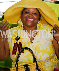 Gwen Russell,Preakness 2011,May 21,2011,Kyle Samperton