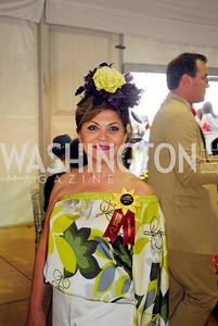 Annie Totah,Preakness 2011,May 21,2011,Kyle Samperton