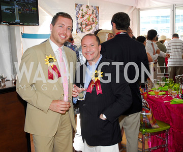 Roger Whyte,Darren Thomas,Preakness 2011,May 21,2011,Kyle Samperton