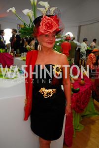 Carole Randolph,Preakness 2011,May 21,2011,Kyle Samperton