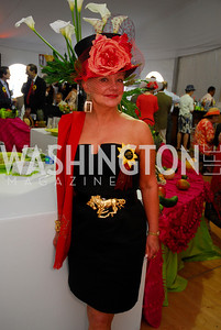 Carole Randolph,Preakness 2011,May 21,2011,Kyle Samperton
