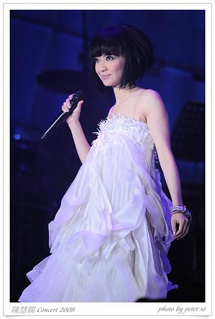 Priscilla Chan 陳慧嫻活出生命 II LIVE Concert 2008