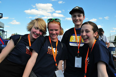 2013 Project 351 Unity Walk and Reunion - Gillette Stadium