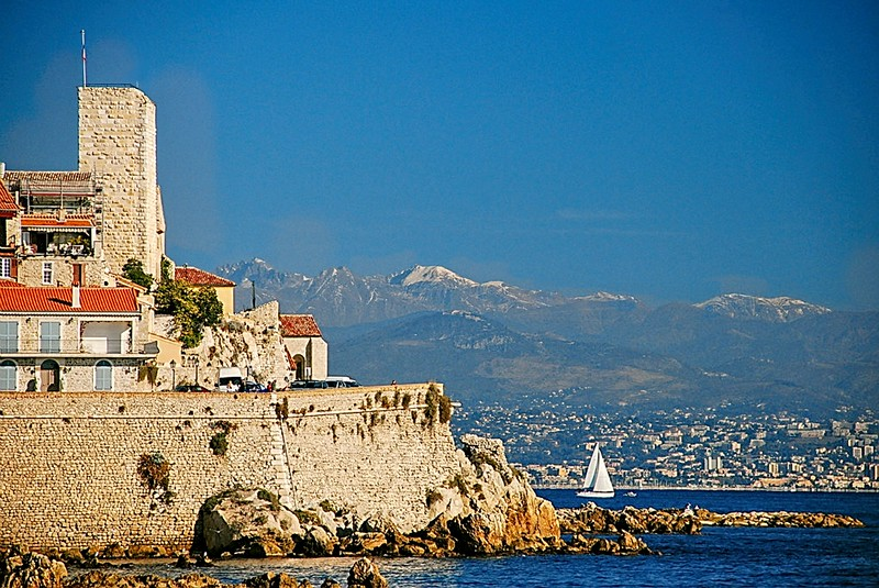 Antibes & Maritime Alps