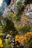 Gorges du Loup Cave