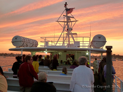 Provincetown Center For Coastal Studies Benefit Whale Watch - June 30, 2012