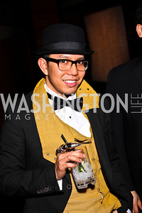 Michael Dumlao. Put on the Gloves Fashion Event for the Trevor Project. Photo by Tony Powell. Town. January 27, 2011