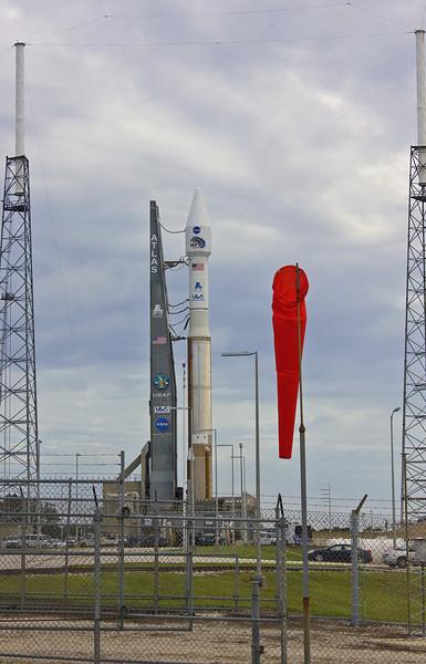 RBSP Atlas V