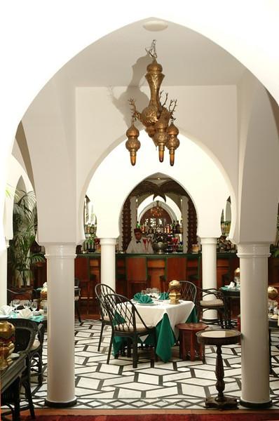 Rick's Café, Casablanca, Morocco