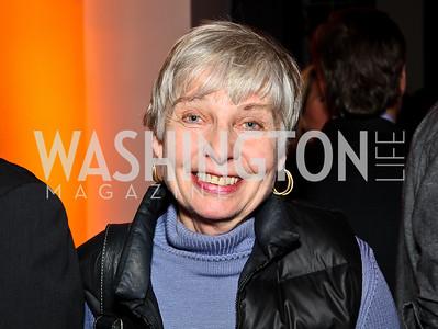 Eleanor Clift. Ron Reagan Book Party. Photo by Tony Powell. Jefferson Hotel. January 24, 2011