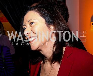 Senator Maria Cantwell. Ron Reagan Book Party. Photo by Tony Powell. Jefferson Hotel. January 24, 2011