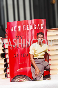 """""""My Father at 100."""" Ron Reagan Book Party. Photo by Tony Powell. Jefferson Hotel. January 24, 2011"""