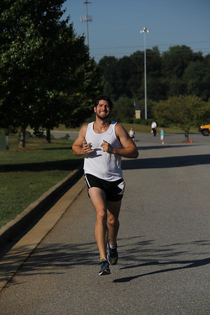 Runners - Finishing