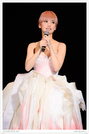 楊丞琳 演唱會 2012