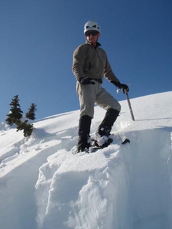 Snow 1 on Rainier - March 2012