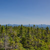 North to the Rangeley Mountains.