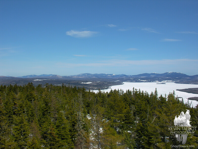 Many of the Maine 4000 Footers lie to the north.