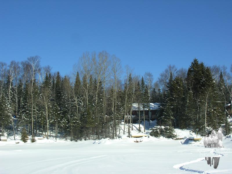 Base Camp Mooselookmeguntic.