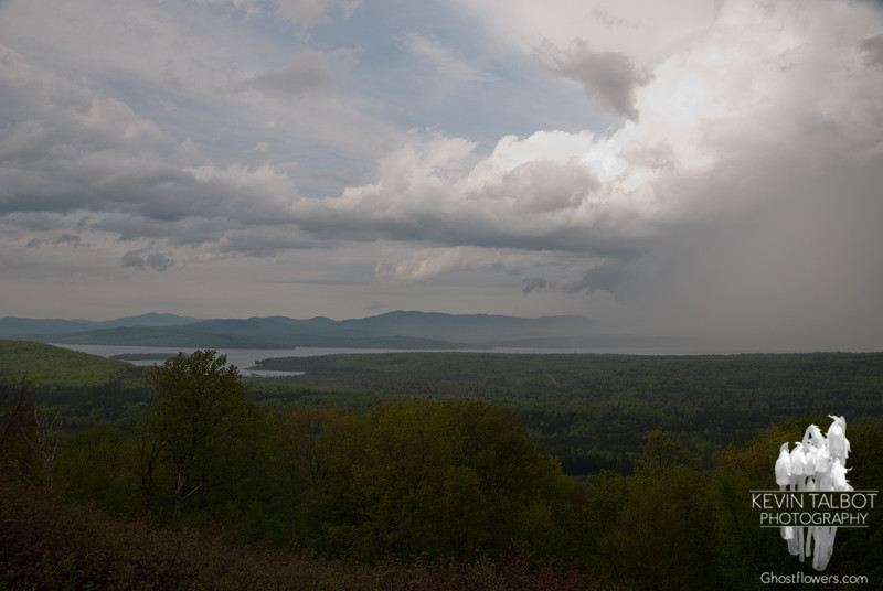 Storm over Rangeley Lake 1.