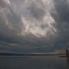 Gathering clouds over Mosselookmeguntic 1.