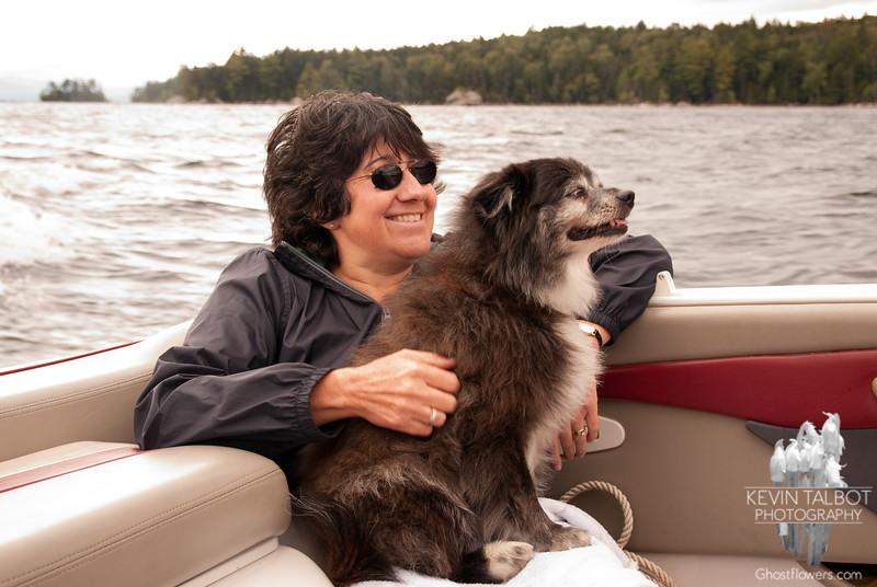 Joan needs a dog!