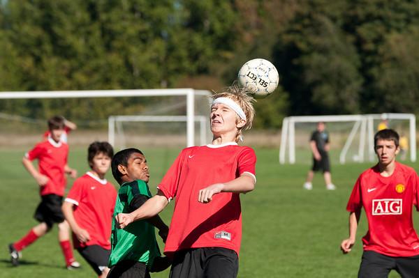 Soccer Jimmy