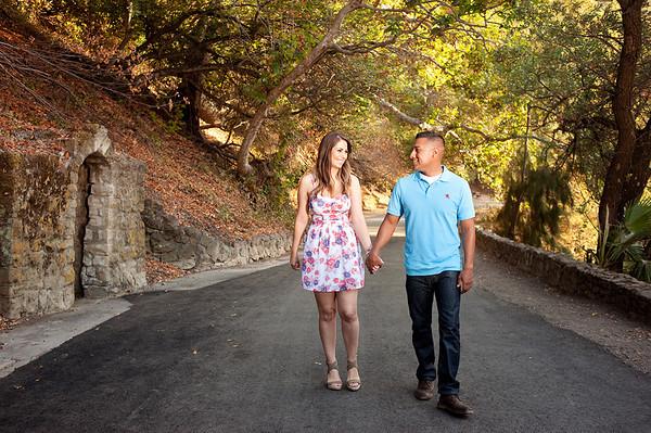 Raquel & Jesus Engagement