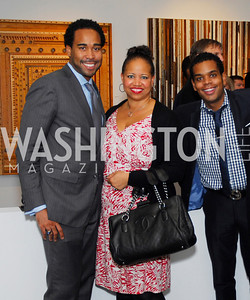 David Johns,Nicole Venable,John Burns,November 17,2011,Reception for Lift DC,Kyle Samperton