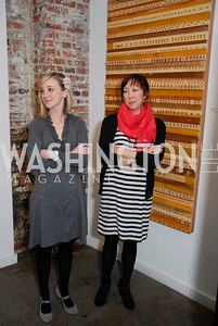 Sarah Gallo, Kate Kennedy,November 17,2011,Reception for Lift DC,Kyle Samperton