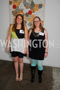 Lisa  Pollan,Kari Collins,November 17,2011,Reception for Lift DC,Kyle Samperton