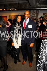 Maria Lloyd,Kristofer Clark,November 17,2011,Reception for Lift DC,Kyle Samperton