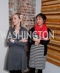 Sarah Gallo, Kate Kennedy,November 17,2011,Reception for Lift DC,Kyle Samperton