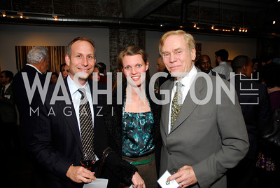 Jeff Sharp,Kristen Sharp,.John Lodal,November 17,2011,Reception for Lift DC,Kyle Samperton