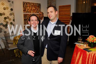 Mark Minier,Greg Quantz,November 17,2011,Reception for Lift DC,Kyle Samperton
