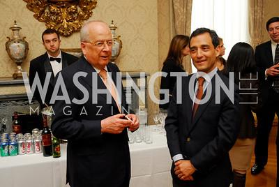 Claudio X. Gonzalez Laporte, Olaf Carrera, Reception in honor of Steven Shindler and Claudio X. Gonzalez Laporte, April 5, 2011, Kyle Samperton
