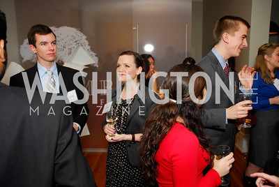 Reception for Teach for America,November 16,2011,Kyle Samperton