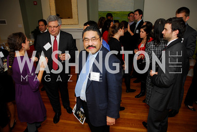 Bob Hisaoka,November 16,2011,Reception for Teach for America,Kyle Samperton