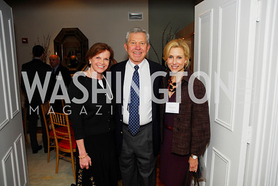 Nancy Fletcher,Ron Fletcher,Katherine Bradley,November 16,2011,Reception for Teach for America,Kyle Samperton
