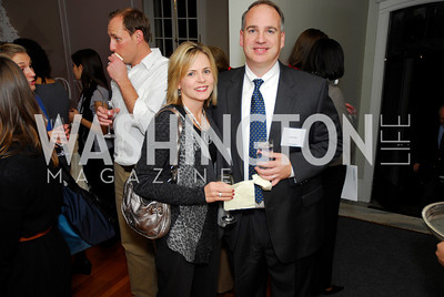 Christina Cole,Donald Cole,November 16,2011,Reception for Teach for America,Kyle Samperton