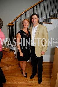 Kristin Ehrgood,Vadim Nikitine,November 16,2011,Reception for Teach for America,Kyle Samperton