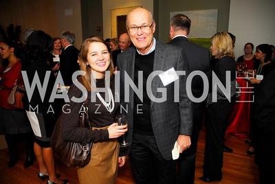 Meredith Ackerman, Rich Wilheim, November 16,2011,Reception for Teach for America,Kyle Samperton