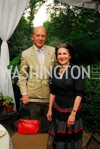 John Irelan, Marta Istomi, Reception for Order of St. John, June 8, 2011, Kyle Samperton